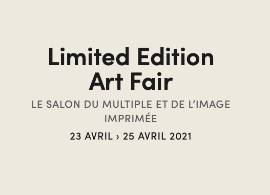 Limited Edition Art Fair - Fondation Boghossian